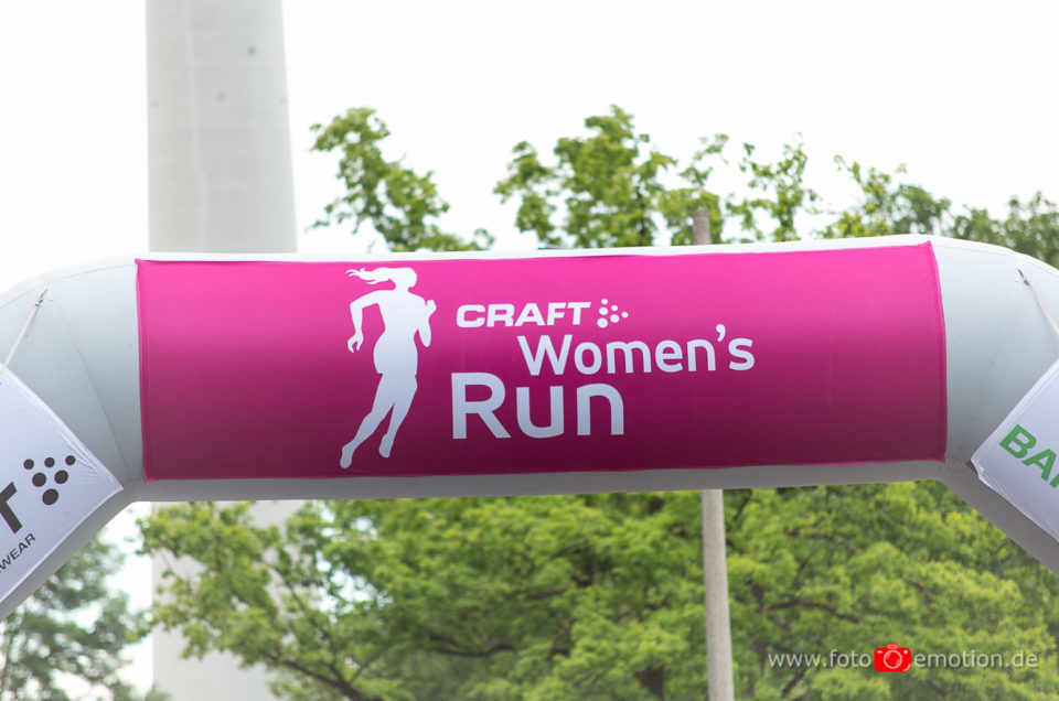 CRAFT Women's Run Stuttgart 04.06.2016