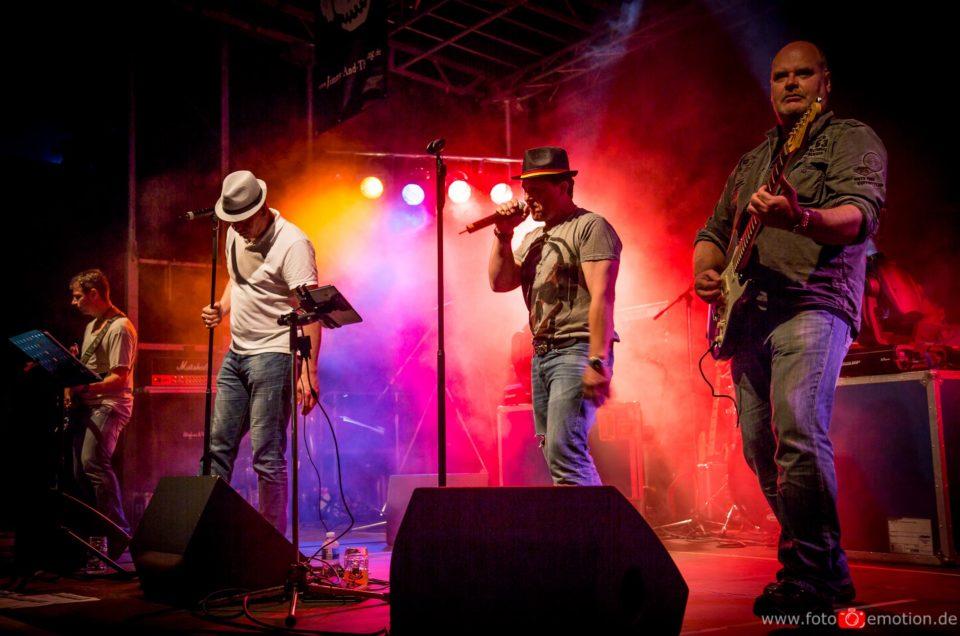 'Jimmy and the Gang' am Winterbacher Brunnefest
