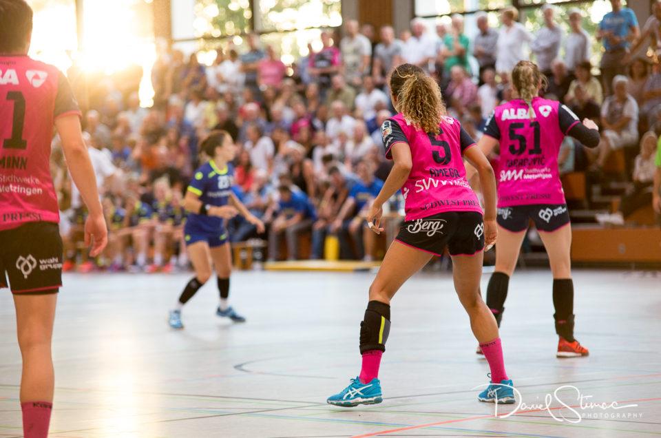 Handball: TusSies Metzingen – FSG Waiblingen/Korb.