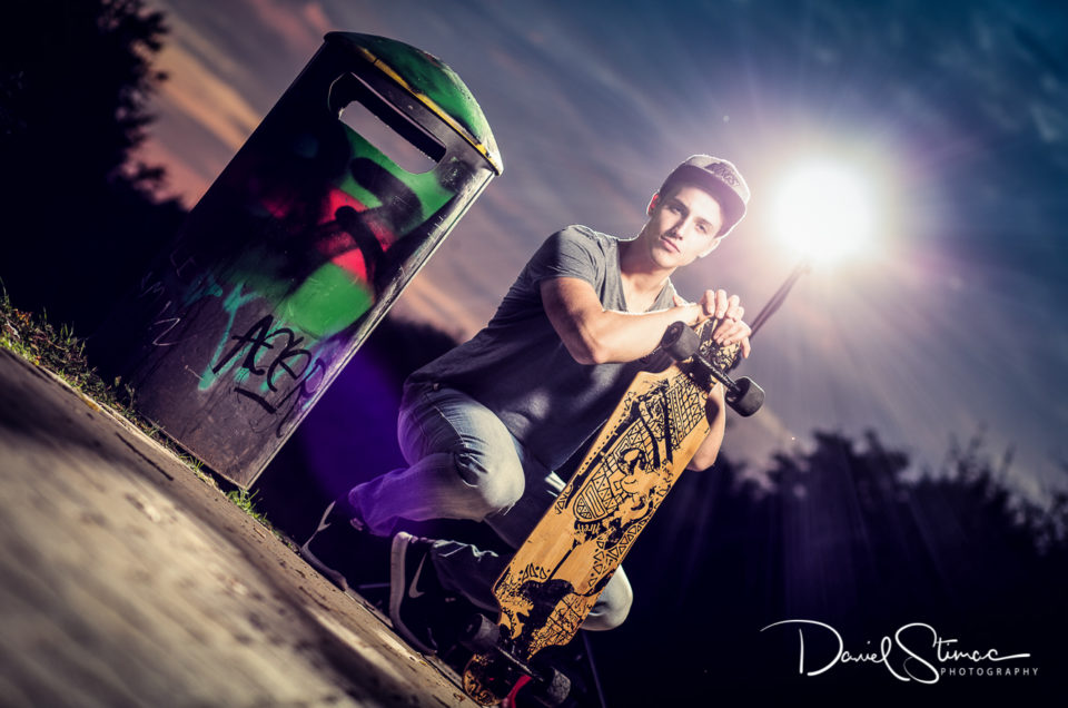 Street-Style Shooting mit Kevin